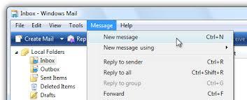 Microsoft Menu Menus Windows Applications Microsoft Docs