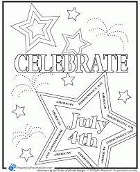 To download our free coloring pages, click on the july 4th picture you'd like to color. Printable Fourth Of July Coloring Pages Coloring Home