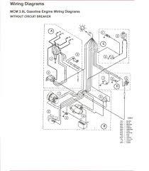 Bayliner capri wiring diagram techrush me rh techrush me mercury grand marquis wiring diagram 91 mercury