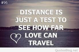 Distance Love Quotes Impressive Love Distance Quotes