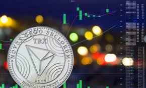 Tron Crypto Chart Tron Climbs The Market Cap Chart As Stellar Retakes Sixth