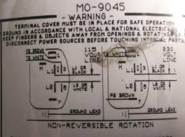 Ge Reversible Motor Wiring Diagram Forward Reverse Motor Wiring Diagram