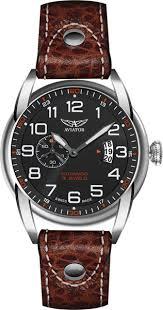 Мужские швейцарские механические наручные <b>часы Aviator V</b> ...