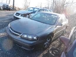 2003 Chevrolet Impala LS Quality Used OEM Replacement Parts ...