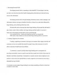 how ottawa charter can be applied to binge drinking college essays zoom