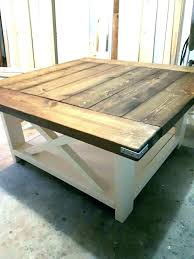 diy outdoor coffee table ideas large square coffee table extra large square coffee table s glass