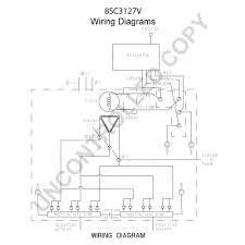 prestolite alternator wiring diagram 24v wiring diagram user prestolite leece neville prestolite alternator wiring diagram 24v