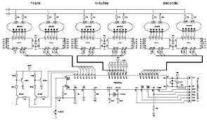 nixie i nixie clock using six zm1030 tubes click on the diagram to a detailed circuit diagram in pdf format