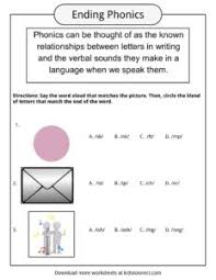 A collection of english esl worksheets for home learning, online practice, distance learning and english classes to teach about phonics, phonics. Phonics Table Worksheets Examples Definition For Kids