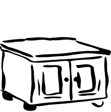 cupboard clipart black and white. cabinet clip art cupboard clipart black and white