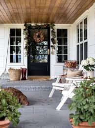 Simple Fall Decorating Ideas for your Front Porch \u2014 Boxwood Avenue