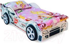 <b>Бельмарко</b> Безмятежность / 504 Детская <b>кровать</b>-<b>машинка</b> ...