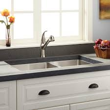 16 Gauge Stainless Steel Sink Signature Hardware