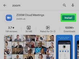 Download and Install Zoom Desktop ...