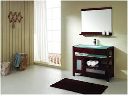 Bathroom Vanity Depth Bathroom Bathroom Vanity White Estrella Double Vessel Sink