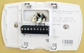 how to test a heating cooling thermostat learn how at acme how thermostat sub base