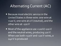 alternating current examples appliances. 10 alternating current examples appliances