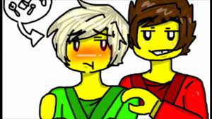 NINJAGO : They don't know about Lloyd and Kai Greenflame - YouTube | Lego  ninjago, Ninjago, Lloyd