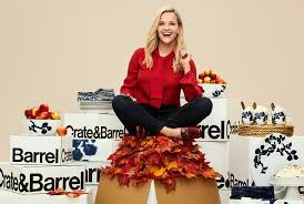 reese witherspoon s brand dr james launched its fall collection at crate barrel our top