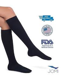 Jomi Compression Size Chart Shape To Fit Compression Sport Socks For Men Women 15 20