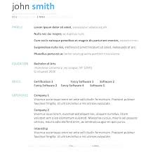 Best Free Resume Templates In Word Template Download Doc Document ...