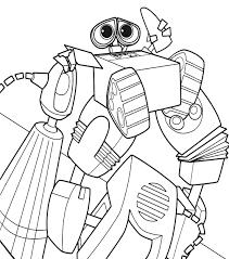 Wall E Wall E Catturato Dai Robot