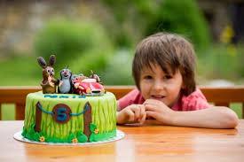 Ulang Tahun Si Kecil Sudah Dekat Ini 10 Rekomendasi Kue Ulang Tahun