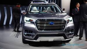 2018 subaru ascent.  2018 throughout 2018 subaru ascent