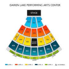 Darien Lake Performing Arts Center Darien Center Ny Seating Chart Darien Lake Pac Tickets