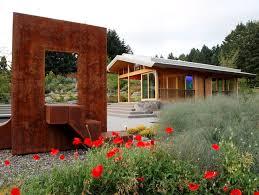 Garden Design Portland Beauteous Portland Garden By A Dream Team Of EcoFriendly Designers Garden