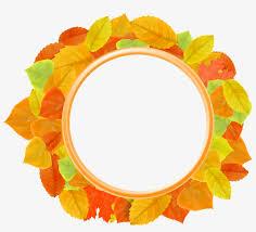 autumn leaves frames png marcos hojas de otoño png transpa png 650890