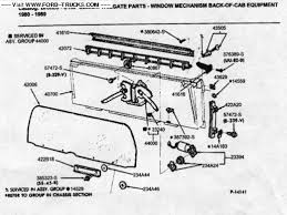 need tailgate wiring diagram ford truck enthusiasts forums bronco the wiring an electronic components didn t change much if at all the rear defroster was added but much earlier than your 90 so the diagrams should