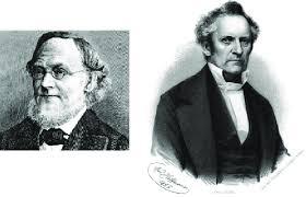 Hermann Grassmann (1809. -1877.) (left) and Julius Plücker (1801....    Download Scientific Diagram