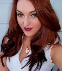 Medium Red Brown Hair Color Women Medium Haircut