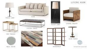 Emcy Interior Design Moodboard Living Room Emcy Interior Design