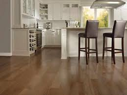 Wooden Floor For Kitchen Hardwood Floors In The Kitchen Great Home Design
