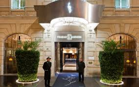 Most Expensive Hotels In Paris - Hotel Fouquet's Barriere