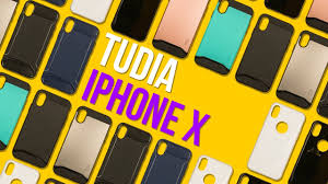 <b>Tempered Glass CASE</b>?! - Tudia iPhone X Cases - First Look ...