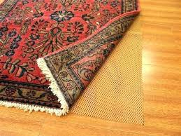 round rug pads round rug pads medium size of 5 x 8 non slip rug pad round rug pads
