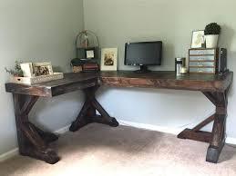 DIY Corner Desk