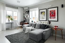 rug for grey couch living room amusing grey couch living room white floor grey painted wall