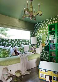 Girls Green Bedroom  PierPointSpringscom - Green bedroom