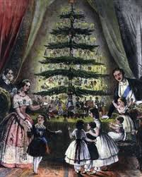 US Slave Short History Of Christmas TreeWho Introduced The Christmas Tree To Britain