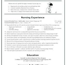Free Registered Nurse Resume Templates Magnificent Rn Resume Template Free New Graduate Resume Template Free Ideas