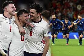 Euro 2020'de finalin adı: İtalya-İngiltere - MEGA SPOR