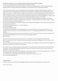 Resume And Cover Letter Builder Free Resume And Cover Letter Builder Gallery Cover Letter Sample 19