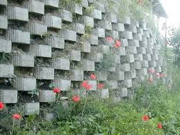 concrete decorative wall blocks decorative cinder block best concrete block retaining wall ideas on retaining wall