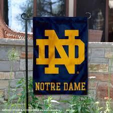 notre dame garden flag and garden flags