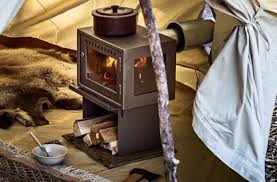 orland tent stove wood glamping heater