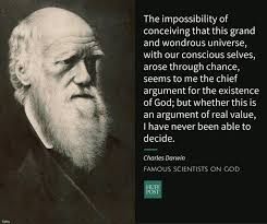 famous scientists on the possibility of god huffpost 3 charles darwin 1809 1882
